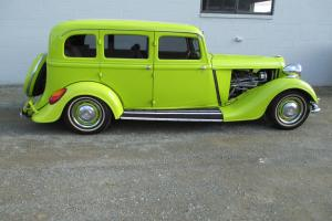 1934 CA Chrysler