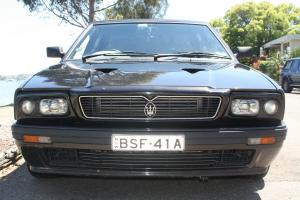 Maserati Biturbo 425 1985 4D Saloon 5 SP Manual 2 5L Twin Turbo