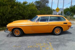 1973 Volvo ES 1800 Sport Wagon 4 speed manual transmission with overdrive Photo