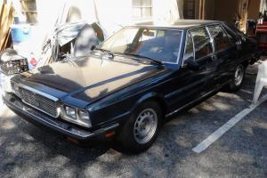 maserati quattroporte 1984 for parts or restoration