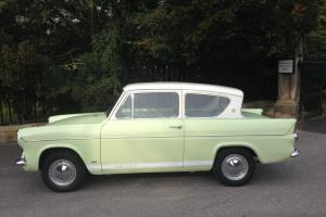 Ford Anglia 105e Saloon 1962  Photo