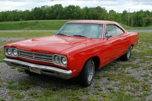 1969 Plymouth Road Runner 440 4 Speed