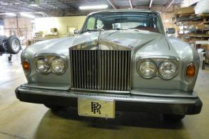 ROLLS ROYCE SILVER WRAITH II Photo