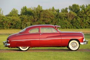 1949 MERCURY 2-DR COUPE 62K ORIGINAL MILES FLATHEAD V8 3SPD OVERDRIVE NO RESERVE