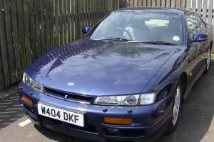 NIISSAN 200 SX MANUAL TURBO TOURING COUPE 2000 ONE OWNER FROM NEW TAXED MOTED