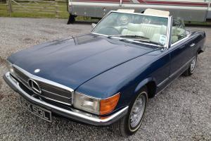 Mercedes 450 sl 1973