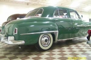 Original 1950 Chrysler Windsor
