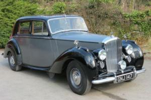 1952 Bentley MK VI