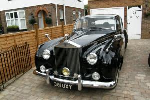 Rolls Royce Silver Cloud I 1957  Photo