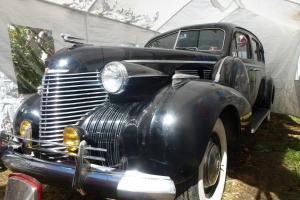 1940 Cadillac Fleetwood Limo 6 Wheel Equipped V8 Flathead Rare
