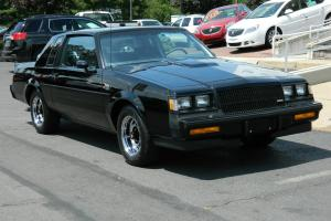 1987 BUICK GRAND NATIONAL, ORIGIONAL, ONLY 3,549 MILES