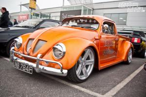 VOLKSWAGEN BEETLE---SUBARU EJ20 TURBO-- MID ENGINE PICK UP