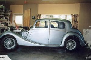 Jaguar SS Saloon - 1.5ltr 1938