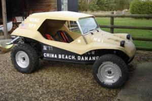 US Marines VW Sidewinder Beach Buggy