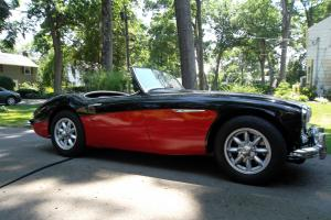 1959 Austin Healey 3000 Mk 1 Two seater BN7