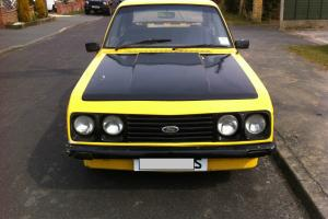 RS2000 Ford Escort. Recent SA Import Taxed n MOT