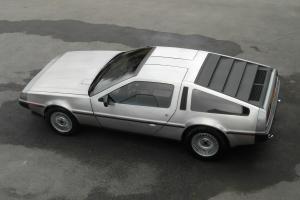 1981 DELOREAN - IN SHOW CONDITION - GENUINE 4000 MILES FROM NEW