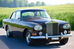 Rolls Royce Silver Cloud III MPW 2 door saloon