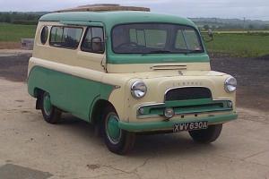 1959 Bedford CA Dormobile  Photo