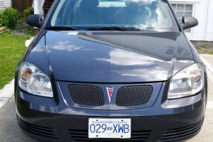 2008 Pontiac G5 Sedan 4-Door 2.2L