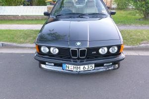 BMW E24 M635CSI N0 Reserve
