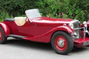 1949 Bentley MK VI Open Special B291EW