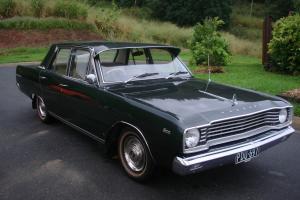 Chrysler Valiant 1968 4D Sedan 3 SP Automatic 4 5L Carb