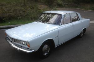 Rover P6 2000 4CYL 1969 Model  Photo