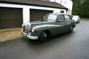 DAIMLER MAJESTIC 1959 1 OWNER for past 53 years