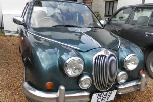 Jaguar Mk II styled Nissan Mitsuoka Viewt For Sale (1992)
