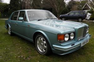 1992 BENTLEY TURBO R ,rare colour floor shifter may px swap