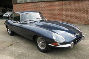 1966 Jaguar E-Type S1 2