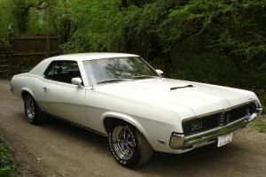 1969 mercury cougar 429 auto great mustang alternative