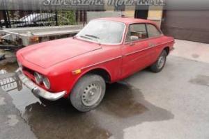 1974 Red! GTV 2000 Project Car Runs Drives Stops No Rust Italian Sportscar