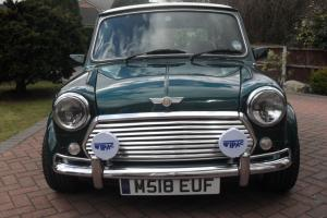 CLASSIC MINI BRITISH RACING GREEN JOHN COOPER LOOKALIKE - MAYFAIR 45,000 miles