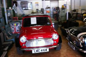 1981 MINI 1750 CC ALFA FRONT ENGINE 5 SPEED R.W.D  Photo
