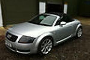 Audi TT Roadster - Rare 180 BHP 6 Speed variant  Photo