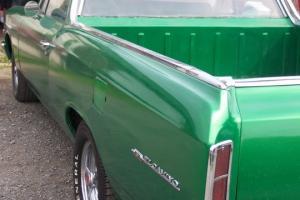 Classic Muscle Car 1966 Chevrolet El Camino
