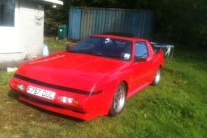 1988 2.0 turbo starion