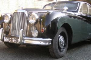 JAGUAR MK 9 1960 Automatic
