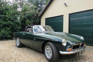 V8 MGB Roadster 1967 Tax Exempt  Photo