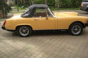 MG    eBay Motors #121131895757