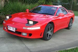 Mitsubishi 3000 GT 1992 3D Hatchback 5 SP Manual 3L Twin Turbo Mpfi