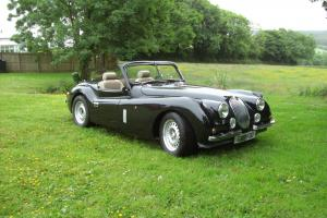 Jaguar 120 DHC Replica by Aristocat
