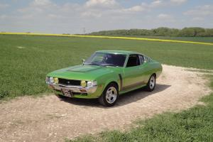 Amazing 1977 Toyota Celica Liftback, mini mustang and similar to Datsun shape