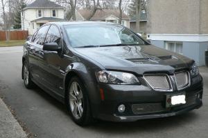 Pontiac : G8 GT 4 Door