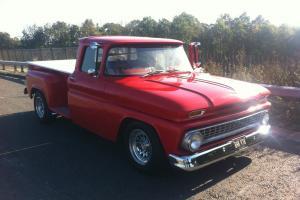 Chevrolet Truck C25 V8 Hotrod