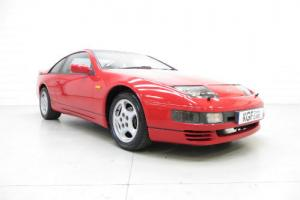 A Formidable Z32 Nissan 300ZX Twin Turbo with Low Owners and Just 66,836 Miles.