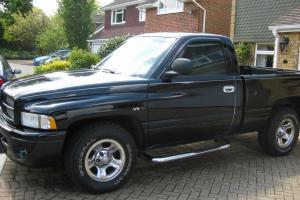 Dodge Ram Pickup Truck