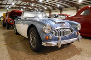 "1965 AUSTIN HEALEY ""BJ8"" 3000 MK III CONVERTIBLE ""THE REAL DEAL BIG HEALEY"""